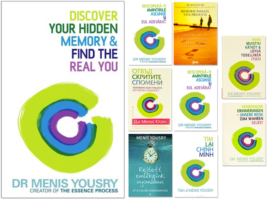 Menis Yousry books
